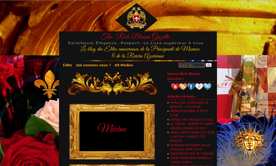 creation-site-internet-la-pixeliere-rich-blason-gazette