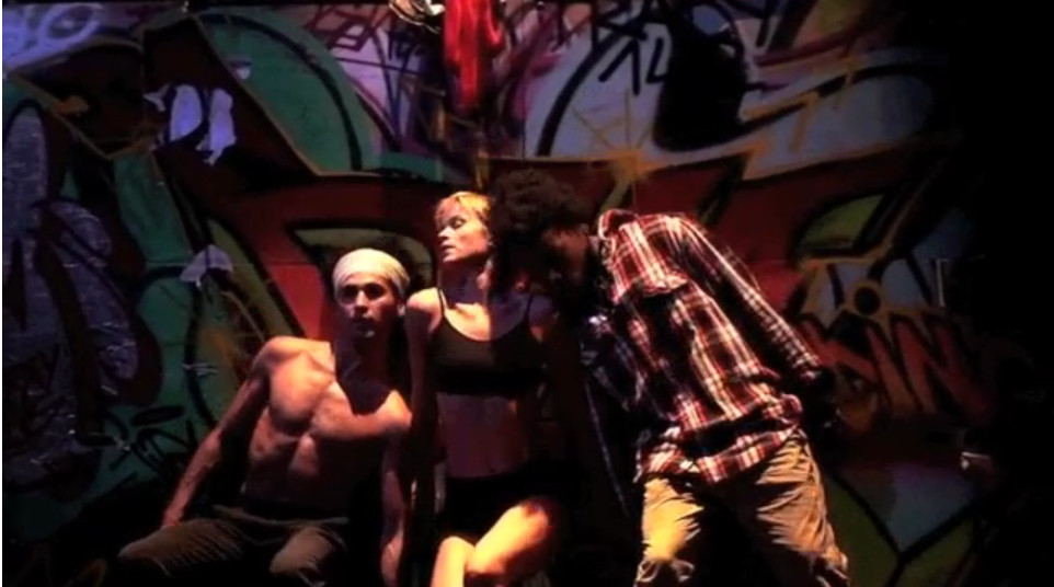 commun instant de la boca au bronx monteur video